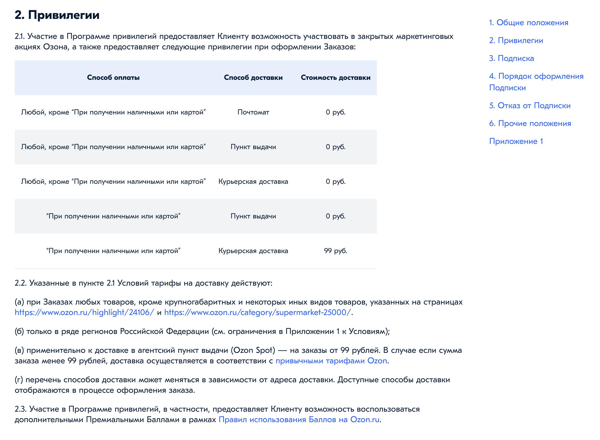 Как купить за 1 рубль на Ozon с подпиской Premium