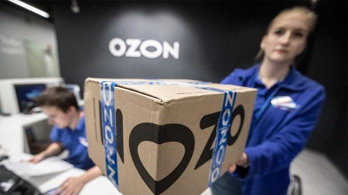 Как выбрать доставку в определенный пункт выдачи Ozon